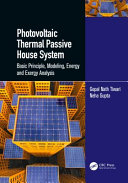 Photovoltaic Thermal Passive House System
