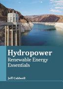 Hydropower: Renewable Energy Essentials banner backdrop