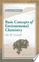 Basic Concepts of Environmental Chemistry  Second Edition