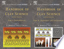 """Handbook of Clay Science"" by Faïza Bergaya, G. Lagaly"