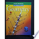 Holt Geometry (C) 2007: Practice Workbook