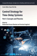 Control Strategy for Time Delay Systems Book