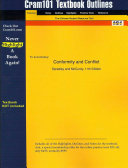 Studyguide for Conformity Conflict by Spradley and McCurdy