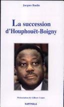 Pdf La succession d'Houphouët-Boigny Telecharger