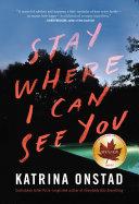 Stay Where I Can See You Pdf/ePub eBook