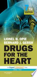 """Drugs for the Heart E-Book"" by Lionel H. Opie, Bernard J. Gersh"