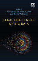 Legal Challenges of Big Data