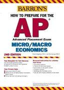 How to Prepare for the AP Microeconomics Macroeconomics
