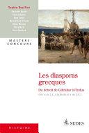 Pdf Les diasporas grecques du Détroit de Gibraltar à l'Indus Telecharger
