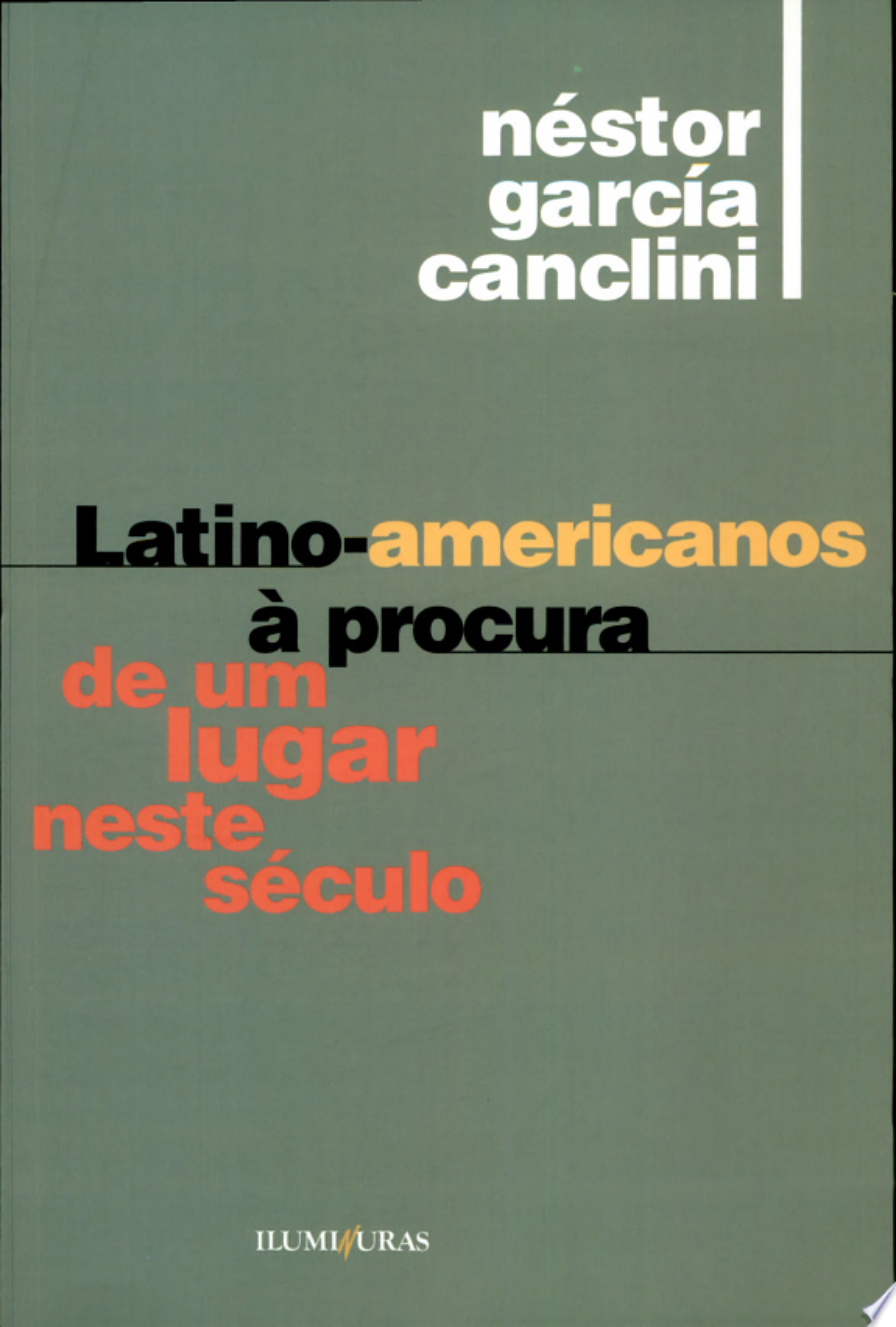 Latino Americanos a procura de um lugar neste s  culo