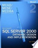 MCAD/MCSE/MCDBA Self-paced Training Kit