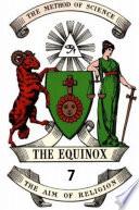 The Equinox Vol  1  No  7