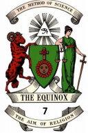 The Equinox Vol. 1. No. 7.