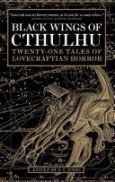Black Wings of Cthulhu (Volume One) ebook
