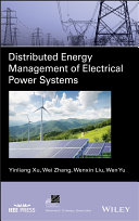 Distributed Energy Management Of Electrical Power Systems Book PDF
