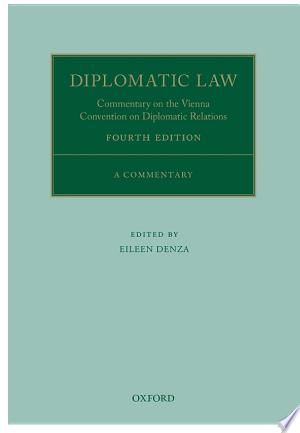 Diplomatic Law 4E Free eBooks - Free Pdf Epub Online