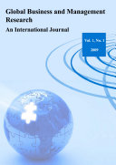 Global Business and Management Research  An International Journal Vol 1  No 1