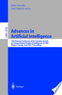 Advances in Artificial Intelligence Book