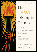 The 1896 Olympic Games