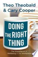 Doing the Right Thing Book