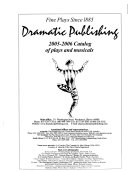Complete Catalog Of Plays Musicals Book