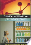 """Chemical Composition of Everyday Products"" by John Toedt, Darrell Koza, Kathleen Van Cleef-Toedt"