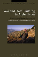War and State Building in Afghanistan