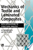 Mechanics Of Textile And Laminated Composites Book PDF