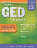 Steck-Vaughn Complete GED Preparation
