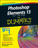 Photoshop Elements 13 All in One For Dummies