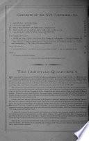 The Christian Quarterly Book