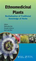 Ethnomedicinal Plants