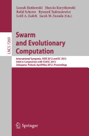 Pdf Swarm and Evolutionary computation