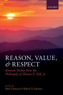 Reason, Value, and Respect Pdf/ePub eBook