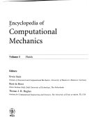 Encyclopedia of computational mechanics