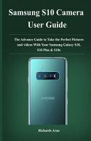 Samsung S10 Camera User Guide