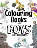 Colouring Books for Boys