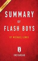 Summary of Flash Boys