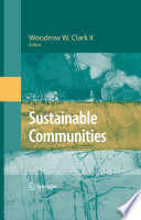 Sustainable Communities Book