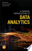 A General Introduction to Data Analytics Book