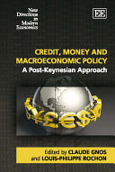 Pdf Credit, Money and Macroeconomic Policy Telecharger