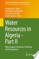 Water Resources in Algeria   Part II