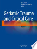 Geriatric Trauma and Critical Care Book