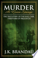 Murder at Green Springs