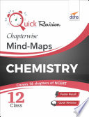 Quick Revision Chapterwise Mind-Maps class 12 Chemistry