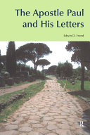 The Apostle Paul and His Letters