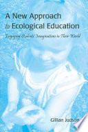 A New Approach to Ecological Education Book