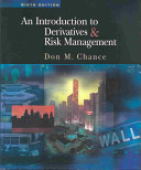 An Introduction to Derivatives   Risk Management Book