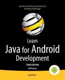 Learn Java for Android Development Pdf/ePub eBook