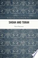 Shoah And Torah